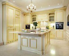 Белая кухня. Красивые фото   Cuisine.in.ua