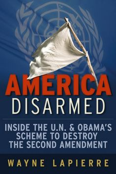 "Th U.N. and President Barack Obama's plan to wheel a Trojan Horse ""Arms Trade Treaty"" into the U.S. and trample your RIGHT to own a firearm."