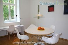 SabbaticalHomes - Home for Rent Berlin 10115 Germany, Spacious, sunny 2-Room Apartment in