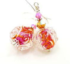 Beadz and more. #glass #beads #jewelry #handmade