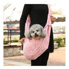 Dog Sling Carrier Pattern
