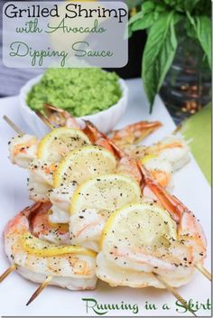 Grilled shrimp are one of my favorite summer time treats! Add my favorite grilled shrimp dipping sauce and you will be in love! Hello dear reader, As you can tell, I'm still on that grilling kick.…