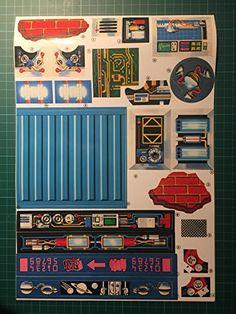 Star Wars Vintage Custom Repro Die Cut Stickersdecalsla Https - Star wars custom die cut stickers