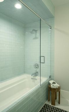 tub in shower on pinterest tubs bathroom and master