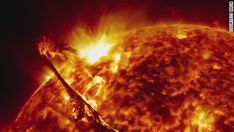 NASA's Solar Dynamics Observatory records detailed images of the sun for 24 hours a day and gives us unprecedentedly clear pictures of its movement.