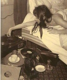 Music in Bed..