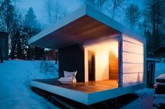 WSJ Mansion: Finnish Sauna Design - WSJ.com
