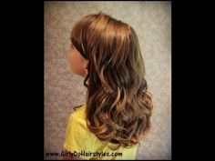 Curls Done Our Way (Heat Iron)