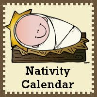 Nativity Calendar Set free download on 3 Dinosaurs at http://3dinosaurs.com/wordpress/index.php/free-nativity-calendar-cards/