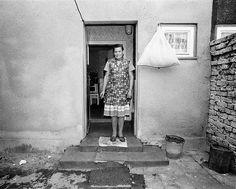 """Zofia Rydet was a Polish photographer, best known for her project """"Sociological Record"""", which aimed to document every household in Poland. Houses In Poland, Little Pigs, Street Photography, Household, Pictures, Inspiration, Physics Classroom, Forensic Anthropology, Developmental Psychology"""
