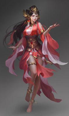 Fantasy Art Women, Beautiful Fantasy Art, Dark Fantasy Art, Fantasy Girl, Fantasy Artwork, Chica Fantasy, Anime Fantasy, Cool Anime Girl, Anime Art Girl