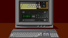 Racing on Atari ST