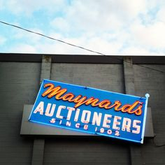 Maynards Auctioneers, Vancouver BC
