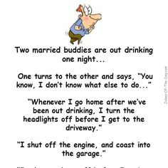 Funny jokes for adults marriage humor Ideas - Golf humor - Funny Marriage Jokes, Wife Jokes, Marriage Humor, Jokes About Marriage, Marriage Sayings, Relationship Jokes, Super Funny Quotes, Funny Quotes About Life, Funny Wife Quotes