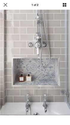 Bathroom tiles & Shower