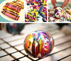 Forget Boring Egg Dyes – Here's 8 Non-Traditional Ways for Coloring Easter Eggs