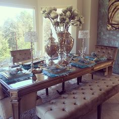 Get @princesspee's dining room look: http://zgal.re/1wA7yew