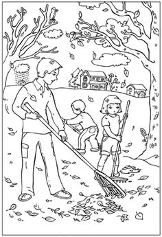 coloring pages parts tree - Tree Coloring Pages Ideas for Children