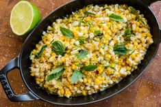 Make this delicious, sous vide summer corn recipe. Joule cooks these sweet little kernels into a side dish in under 30 minutes.