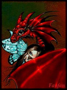 Dragon by Fanfan