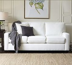 Cameron Square Arm Upholstered Sofa - Everyday Value