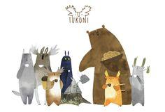 By Oksana Bula (Tukoni Tribe)