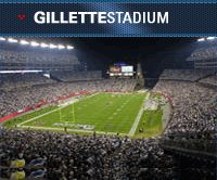 Home of the Patriots!!  Gillette Stadium  One Patriot Place  Foxborough, MA 02035