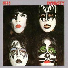 DYNASTY is a 1979 studio album by the American hard rock band Kiss.