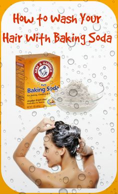 Such a SIMPLE way to wash your hair without any chemicals PLUS it's so cheap! MUST try!