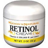 Retinol cream for wrinkles AND CELLULITE ON LEGS for works to tighten and smoothe both problems!! ** Make sure Retinol is listed in the first 5 ingredients on the container**