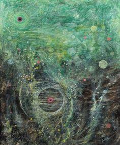 Sylvia Fein Artist | Sylvia Fein. Musical Sky Eyes , 2010; egg tempera on board; 24 x 20.5 ...