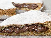 Crostata alla Nutella che rimane morbida e cremosa, i miei infallibili trucchetti e segreti per non farla seccare in cottura, è semplicemente favolosa!