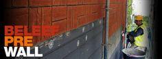 PreWall ®; Hét keramische gevel-isolatiesysteem!
