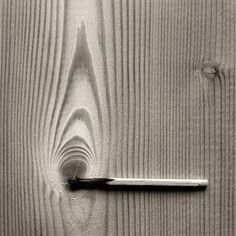 flame (by Chema Madoz)