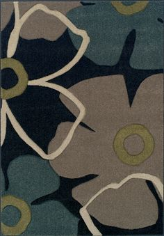 Dalyn Radiance RD-105 Black Area Rugs