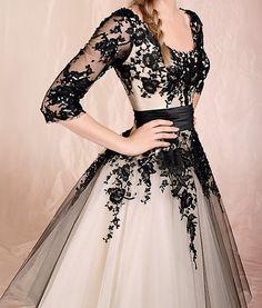 cheap prom dress long prom dress lace prom dress by sposadress, $228.00