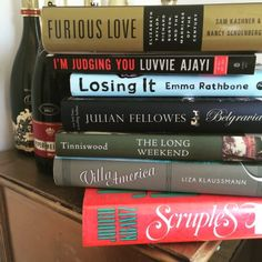 Your Afternoon Chat: Beach Reads - Go Fug Yourself: Because Fugly Is The New Pretty