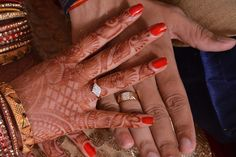 Indian wedding Diary : Ring Ceremony