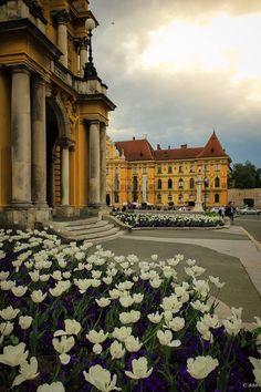 Zagreb - Croatia Zagreb Croatia, Mansions, House Styles, Croatia, Manor Houses, Villas, Mansion, Palaces, Mansion Houses