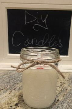 How to make your own candles!  Easy DIY beginners guide!!