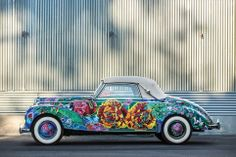 Carbranding with style! #graff-it #autovertising #autovertise #carbranding #style