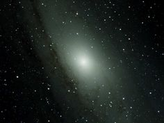 This is a photo of the Andromeda Galaxy  - M31 (my faaaaavorite galaxy) that I took with my itelescope.net membership.  Photo by Jana Bekemeier janalynn99@yahoo.com