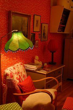 ◇色に囲まれた部屋【No.46】の画像 | ◆世界のカラフルインテリア◆DECOZY◆