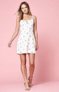 537569cb5a8 PacSun   Lottie Moss-Keyhole Front Dress Pacsun Dresses