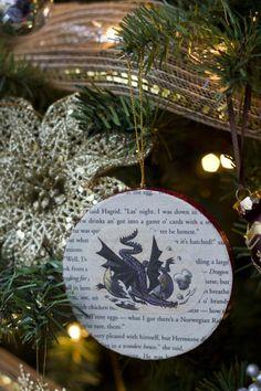 Harry Potter Holiday Swap Round 3 Gallery Organized Craft Swaps Ornament By Lyndseynicoleharry Potter Holiday Swap Round 3 Gallery