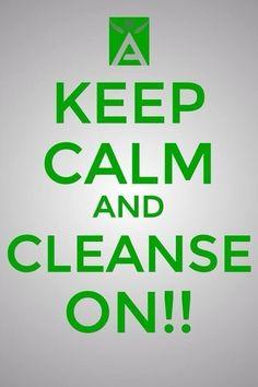 Keep Calm And Cleanse On! - http://shirleehallman.isagenix.com/?sc_lang=en-US
