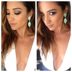 Makeup for TCA 2013 | Shay Mitchell