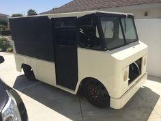 Vintage Step Vans Carticular Craigslist Find Bagged 54 Chevy Step Van Wheels Pinterest
