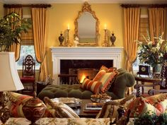 French country interior design ideas are one of the most popular European home designs. Furniture uses for French country interior design ideas are those which French Country Interiors, French Country House, French Country Decorating, French Decor, Country Homes, Modern Country, Home Design, Country Style Living Room, French Country