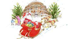 Royal Albert Hall for Kids at Christmas